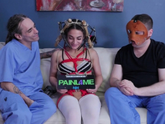 Spicy Sweetie Is Brought In Anal Assylum For Painful 10wuv