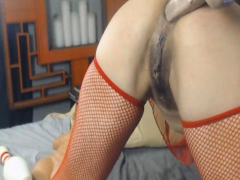 Super Hardcore Pussy Penetration With Baseball Bat