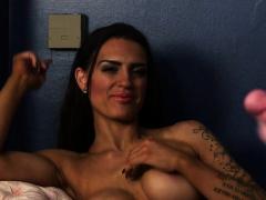 stunning-voyeur-babe-dominates-cock