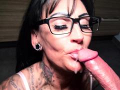 german-big-tits-mature-mom-homemade-cum-swallow-pov