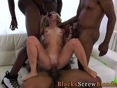 squirting girl blacked