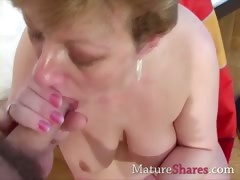 Sherry Is Working With A Hard Dick