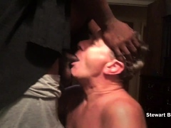 dom-black-man-plays-slap-the-fag-with-stewart-bowman-face