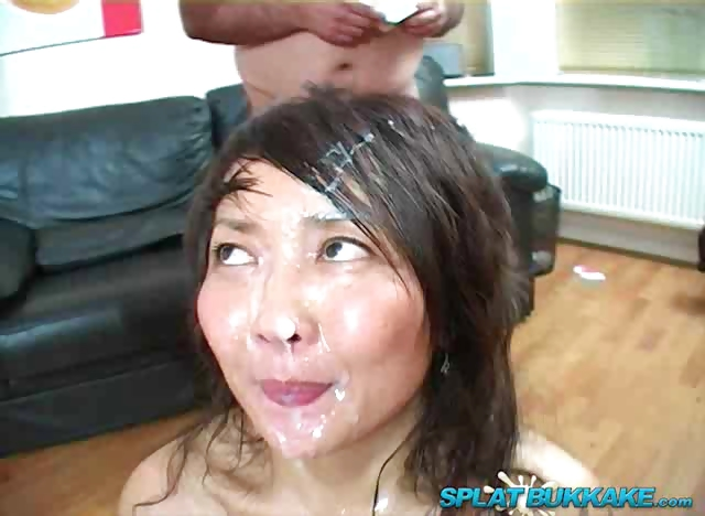 Remarkable, rather asian bukkake pic apologise that