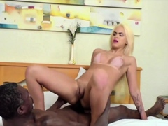 Dream Tranny - Shemale Rides BBC Comp 1