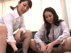 curvaceous oriental chisato shohda enjoys a superb rear fuck