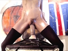 amazing-blonde-german-webcam-milf-high-heel-masturbation