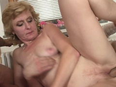 skinny-blonde-granny-spreads-legs-for-delivery-men