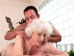 busty-blonde-granny-blows