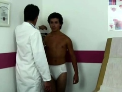 Gay french doctors I astonished him with a thermometer in
