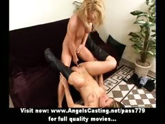 two-cute-naked-lesbians-toying-pussy-with-dildo-and-sharing