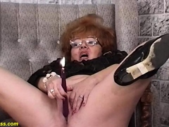 Chubby Granny Witch Fucked On Helloween