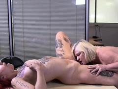 oldnanny-lacey-starr-and-lesbian-striptease