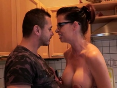 german-big-tits-brunette-milf-fuck-with-glasses