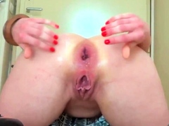 Obliterating Her Ass Hole No Return
