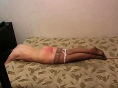 Homemade Spanking Caning 3