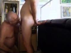 Gay Grandpa Fucking