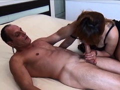 Cheating Asian MILF could not get enough