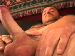 Amateur Rob Jerking Off