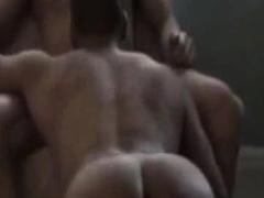 Hot stud deepthroats and rides his bf cock