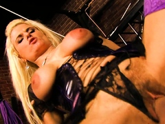 Rough Sex and BDSM Fun With Victoria And Carla Cox