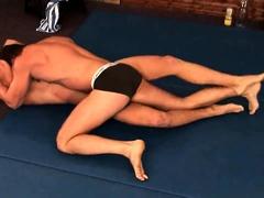 Ladislav Vs Filip Wrestling
