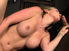 Only3x Presents - Courtney Cummz and Ralph Long in Blowjob