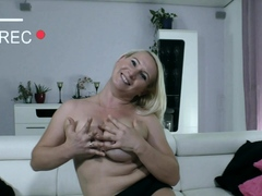 german wife try first time porn with husband
