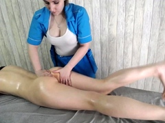 real-amateur-lesbian-massage-turns-into-rimjob-and-fingering