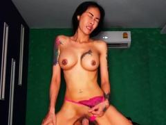 Big boobs MILF amateur epic body massage