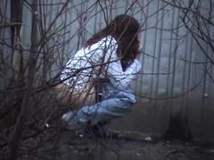 Amateur french girl hidden cam