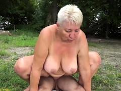 horny-stepson-loves-bbw-mom-on-public-beach