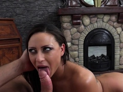 Exotic Babe Takes Thick Cock In Her Ass