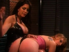 Taylor St. Claire finds the beautiful blonde Felix Vicious