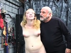 Worshipped bombshell had to play with her copher