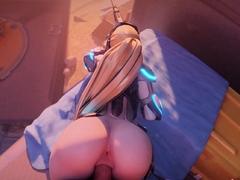 Sluts Big Perfect Boobs Gets Thumped by Huge Fat Dick