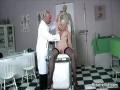 Three Nasty Babes Come To The Doctor Part5