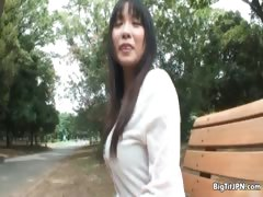Cute Big Tits Japanese Babe Showing Her Part 3